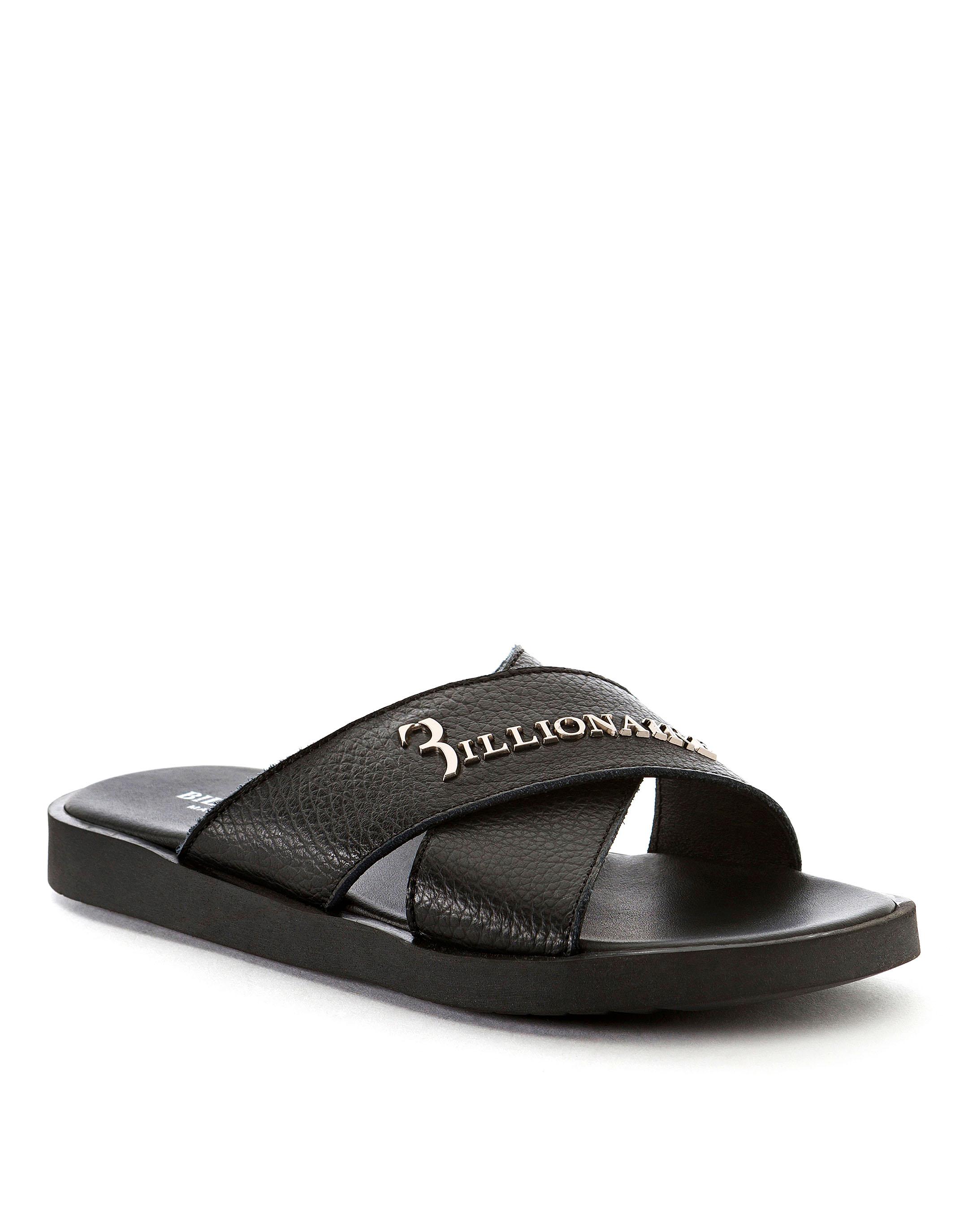 9255f5050a676c Sandals Flat Statement Billionaire